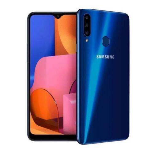 Samsung A20s Azul bogota